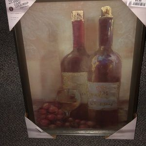 Set of wine picture frames !